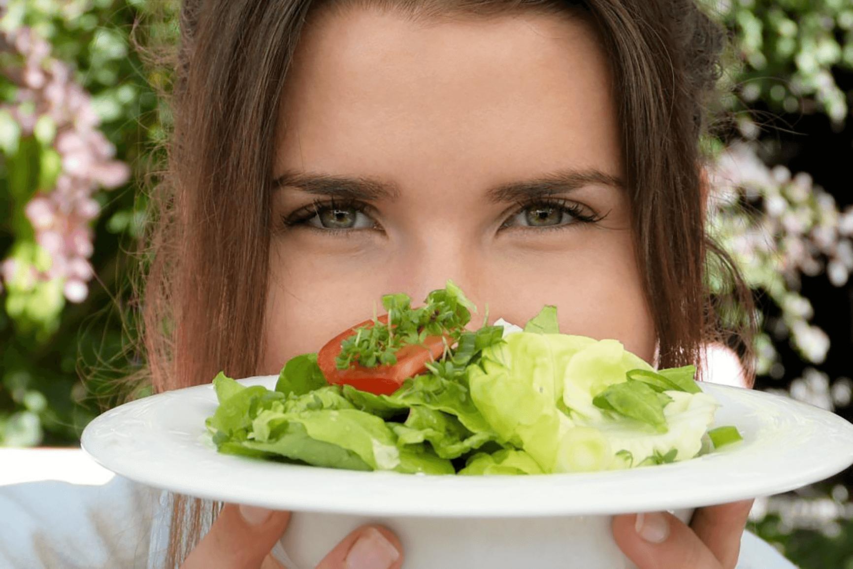 Ernaehrungsplan vegetarisch
